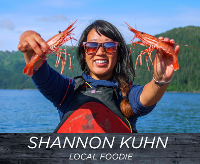Shannon Kuhn - Local Foodie