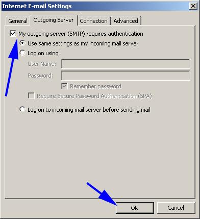 GCI net email set up for Outlook | GCI Support