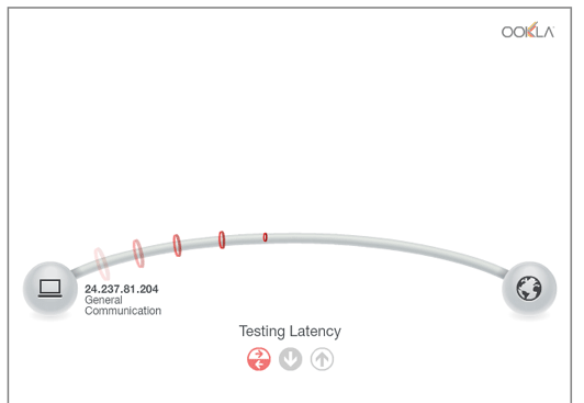 Latency Test