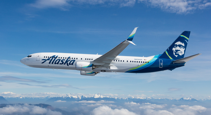 earn alaska airlines miles every month
