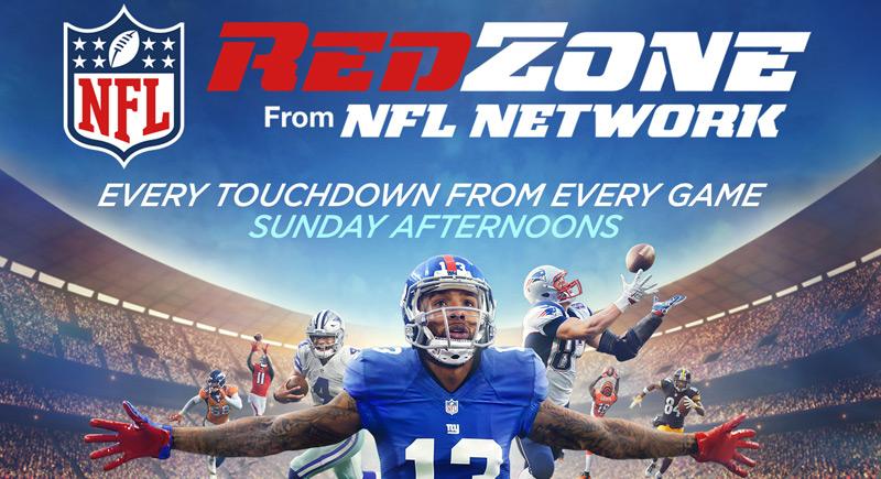 17 08 Hero Redzone. NFL REDZONE 0e1e40930