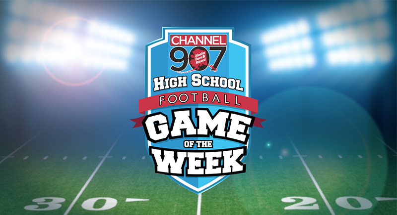 Ch. 907 High School Football Game of the Week