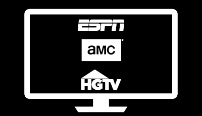 Watch ESPN, AMC, and HGTV with Sling TV