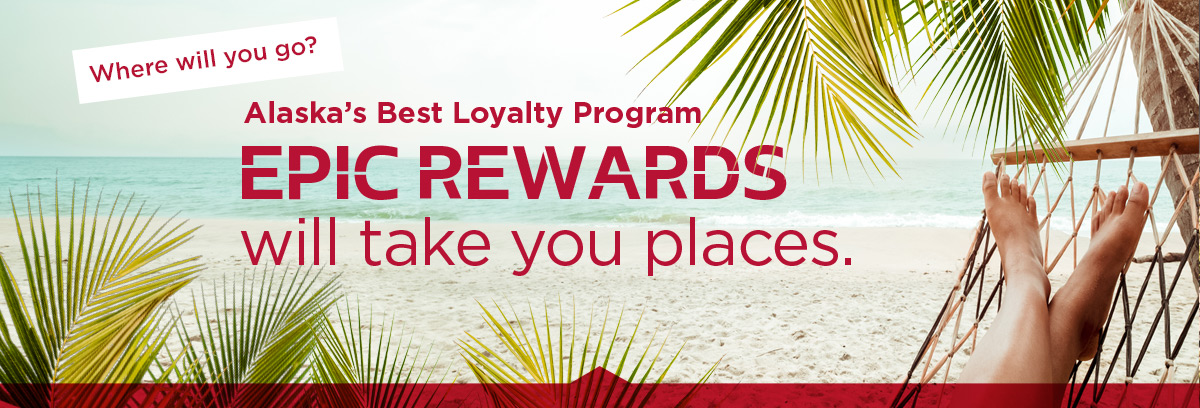 Epic Rewards will take you places