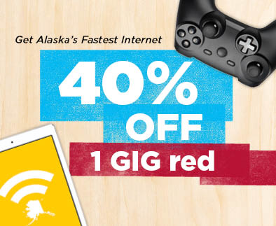 40% off 1 GIG Red