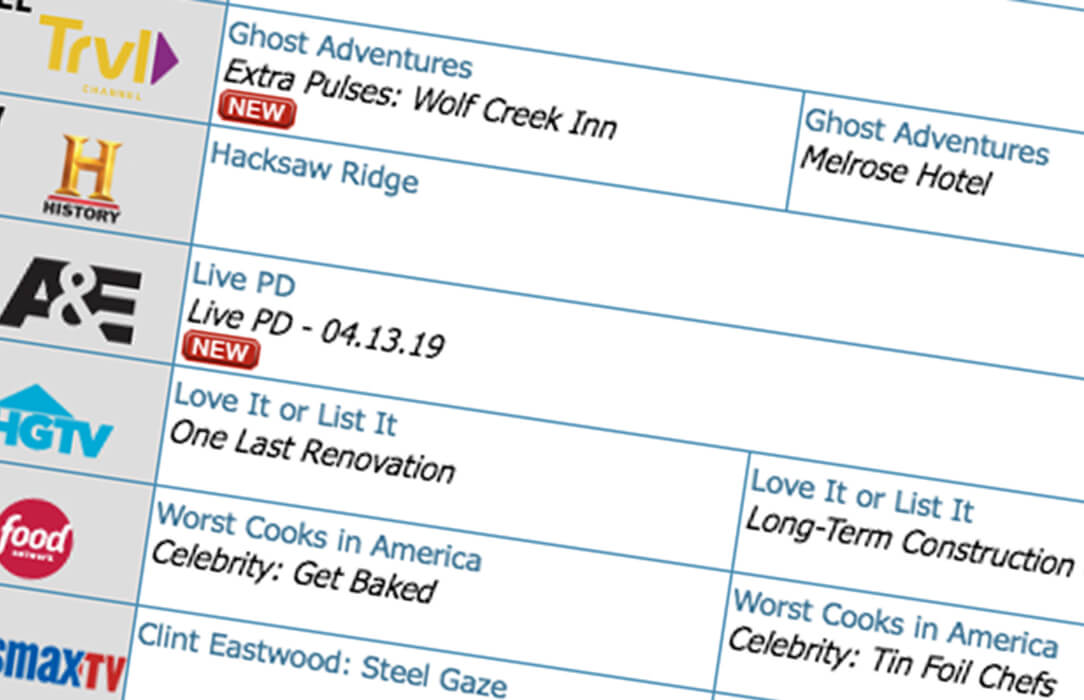 TV | Alaska's best cable and streaming video plans | GCI