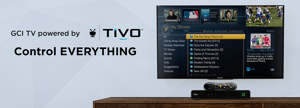 TiVo Control Everything