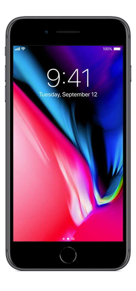 iPhone 8 Plus Space Gray