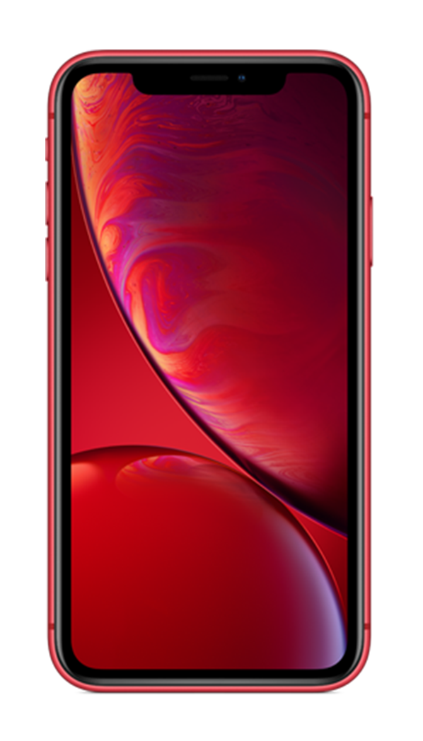 18_10_Device_iPhoneXR_Front_ProductRed