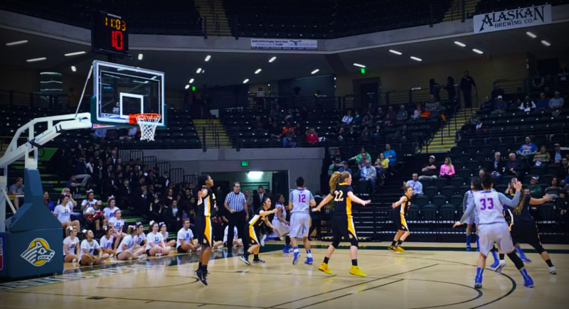 GCI Great Alaska Shootout