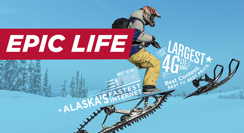 Epic Life - Buy 4 services and save $49 per month with GCI