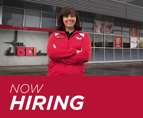 Now Hiring at GCI