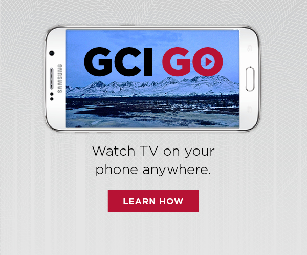 GCI GO - Watch TV on your phone anywhere.