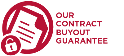 Our Contract Buyout Guarantee