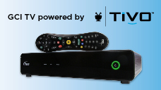 GCI TV powered by TiVo